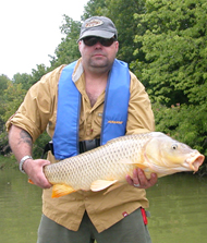 andy jensen fly fishing guide in ohio