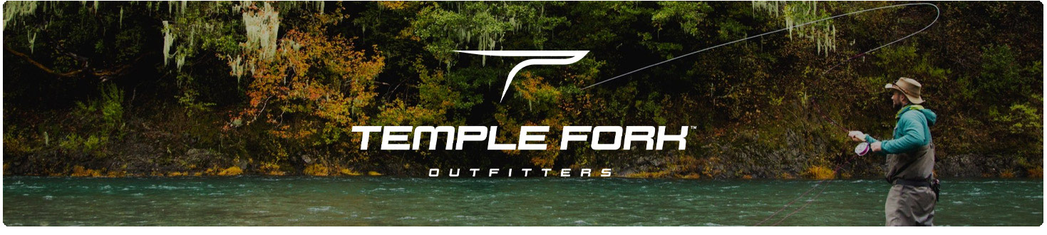 Temple For Outfitters Fly Reels