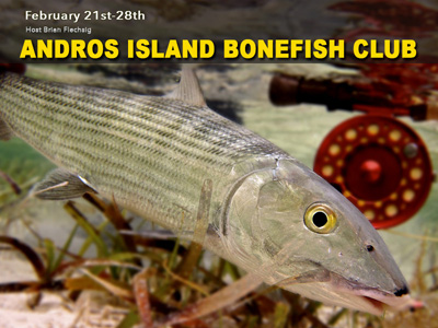 Fly Fishing Trips to the Andros Island Bonefish Club, Bahamas