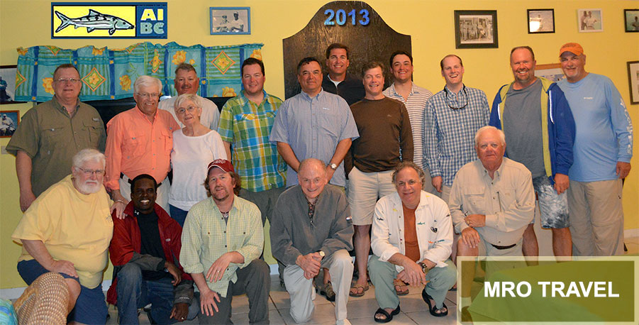 Mad River Outfitters Hosted Trips to the Andros Island Bonefish Club