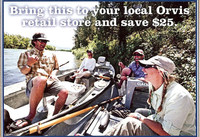 Orvis Coupons at Mad River Outfitters
