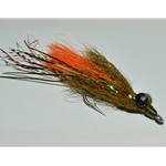 Clouser Darter perch