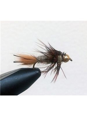 bead head clouser swimming nymph