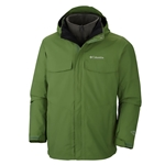 Columbia M's Bugaboo Interchange Jacket dark backcountry