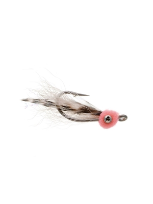 mini-puff bonefish fly