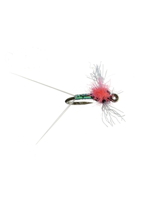 pearl butt trico spinner