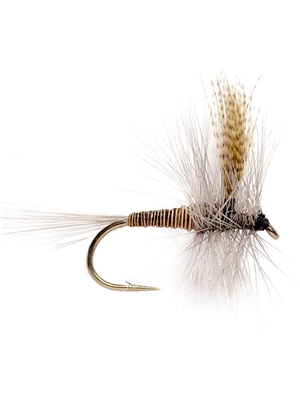 red quill dry fly