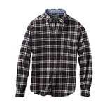 Woolrich M's Trout Run Shirt black