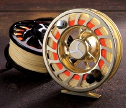 orvis mirage large arbor 3 fly reel