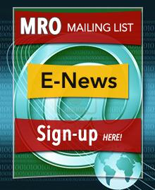Sign-up for E-News