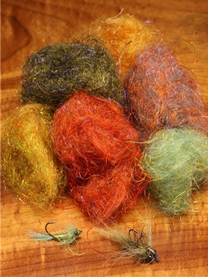 Cohen's Carp Dub new fly tying items