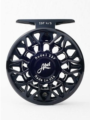Abel SDF 4/5 Fly Reel- Sealed Drag Fresh Abel fly reels