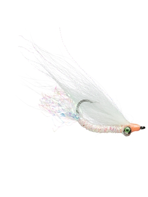 Andros Island Gotcha white flies for bonefish and permit