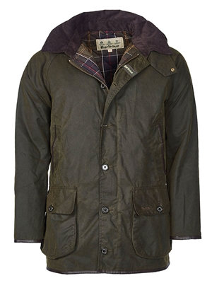 barbour longhurst wax jacket