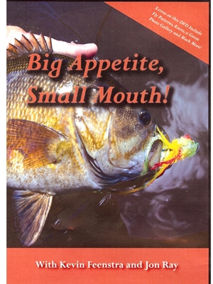 Big Appetite, Small Mouth- DVD