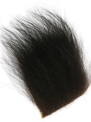 black bear fur Tube Fly Materials