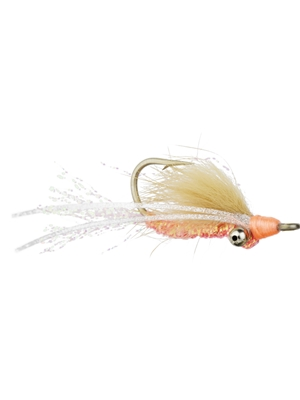 Chicone's Bone Appetite Bonefish Fly- Pink flies for bonefish and permit