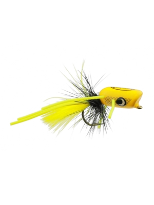 boogle bug amnesia bug yella fella Bass- Poppers, Petes  and  Frogs