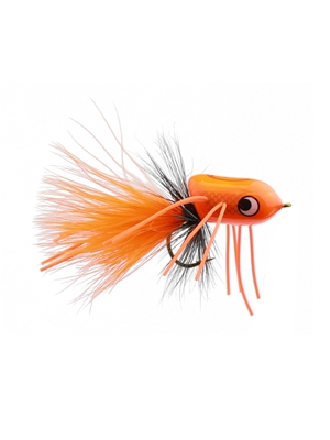 boogle bullet power pumpkin Bass- Poppers, Petes  and  Frogs