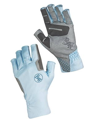 BUFF Elite Glove in Key West mad river outfitters Men's Sun and Bug Gear