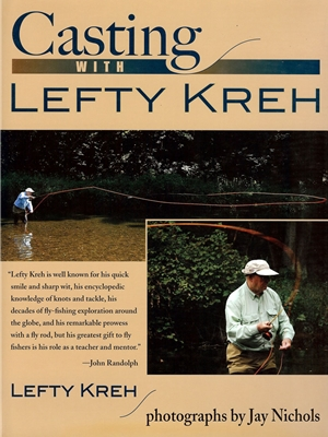 casting with lefty kreh New Books and DVD's