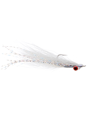 clouser minnow silver shiner