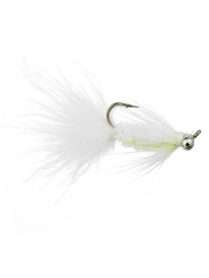 crappie special fly white