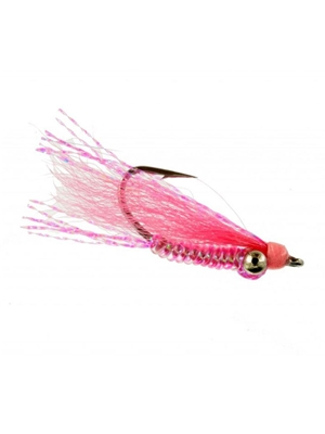 Crazy Charlie Bonefish Fly- White flies for bonefish and permit
