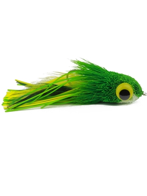 dahlberg skipper frog Largemouth Bass Flies - Surface  and  Divers