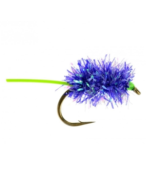 Dirk's Mulberry Fly Carp Flies