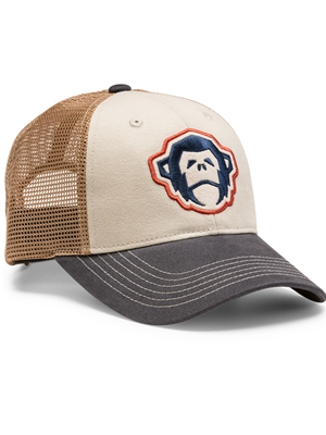 Howler brothers standard hat el mono off white navy