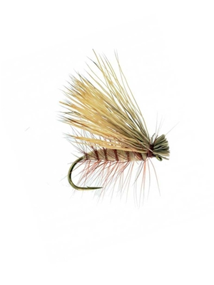 Elk Hair Caddis- Tan