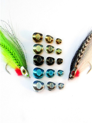 flymen fishing company fish skull baitfish head