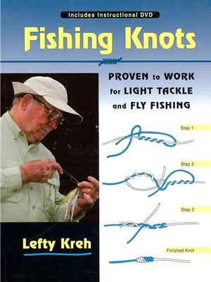 fishing knots by lefty kreh New Books and DVD's