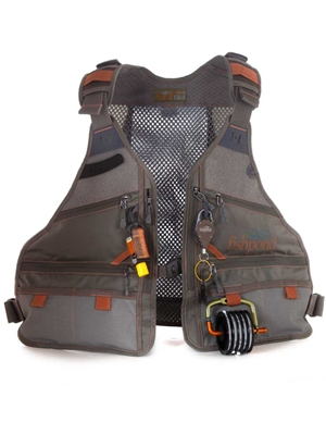 fishpond flint hills fly fishing vest Fly Fishing Chest Packs