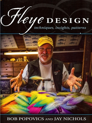 fleye design by bob popovics and jay nichols Fly Tying Books