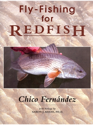 fly fishing for redfish by chico fernandez New Books and DVD's