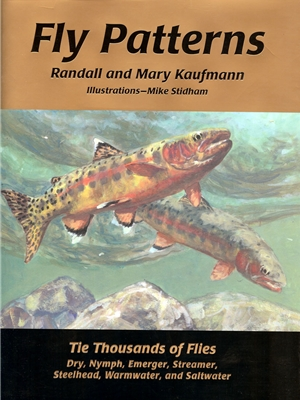 Fly Patterns by Randall and Mary Kaufmann Fly Tying Books