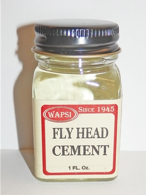 fly tying head cement