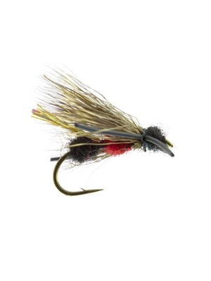 galloup's ant acid black New Flies