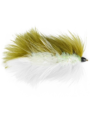 kelly galloups barely legal articulated trout streamer fly Streamers