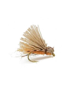 galloup's butch caddis tan New Flies