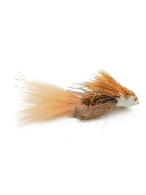 galloup's cactus wooly streamer tan New Flies