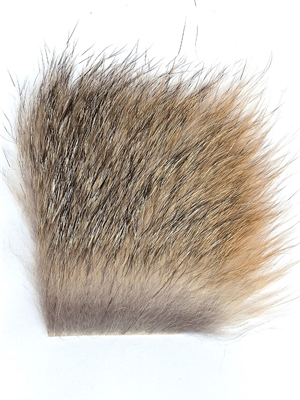 grey fox fur Dubbing, Fur, Zonkers