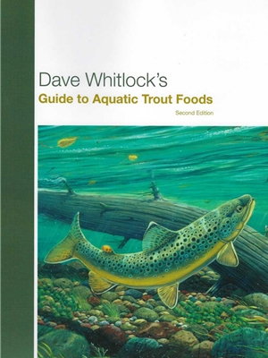 Guide to Aquatic Trout Foods- Dave Whitlock Fly Tying Books
