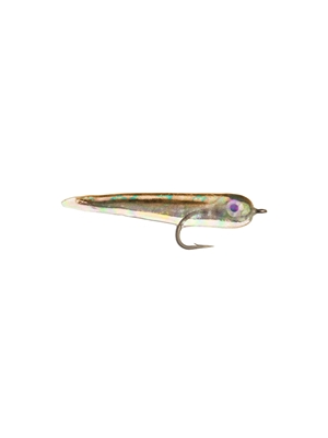 mini gummy minnow flies brown flies for bonefish and permit