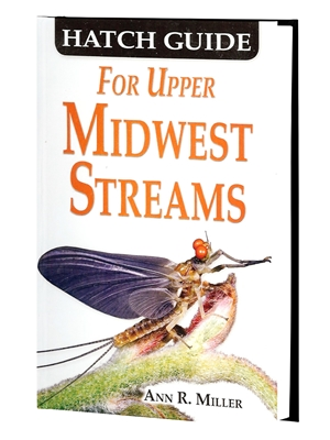 Hatch Guide for Upper Midwest Streams New Books and DVD's
