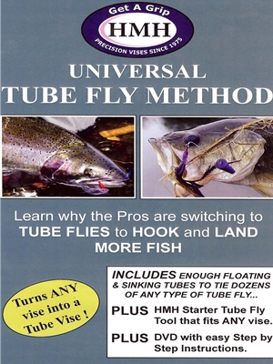 hmh tube fly starter kit steelhead fly fishing