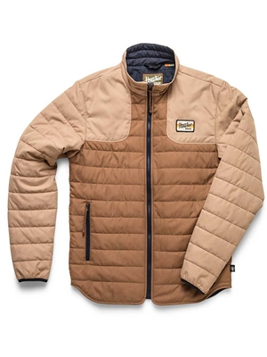 howler brothers merlin jacket bison brown tan Men's Layering and Insulation