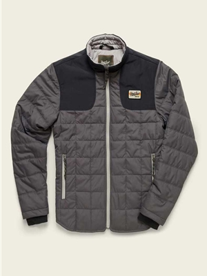 howler brothers merlin jacket pewter black fly fishing layering and insulation